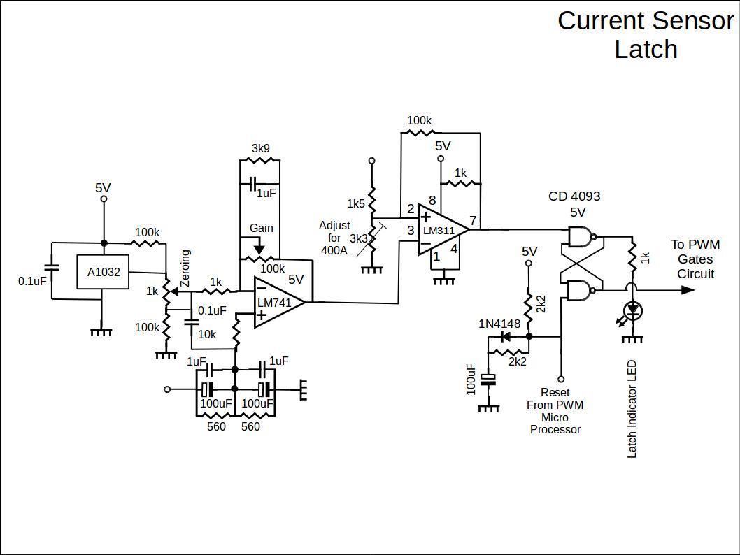 current-sensor-latch-circuit