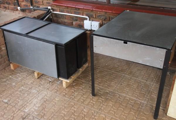 Inverter and Battery Setup