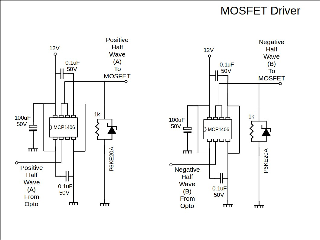 Inverter Diy Ev In Rsadiy Rsa Power Mosfet Circuit Diagram Driver